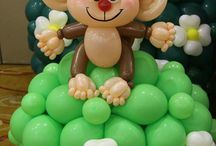Balloon Character-Animal