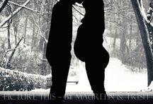 pregnant photo idea
