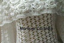 crochet adult clothes