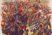 Hastings Battle 1066 / http://www.britishbattles.com/norman-conquest/battle-hastings.htm