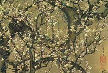 art : asia / japan / not modern / traditional art