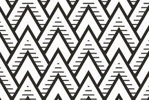 Geometrical patterns