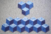 patchwork / techniky a nápady