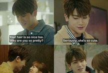 K-drama romance