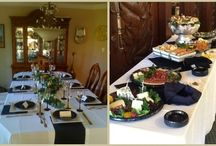 Italian Catering / Photos from some of our most gorgeous catering events. Il Pavone provides custom catering to events throughout Northern California; birthdays, anniversaries, corporate meetings, religious events, wedding showers, baby showers, and family reunions.