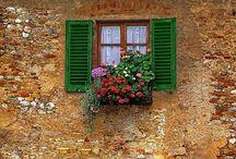 Photography: windows