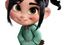 animated movie characters