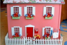 Doll houses / by Amy Hershey