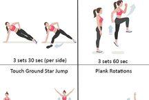 Waist Workout