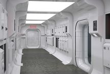 Star Wars Interiors