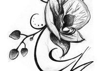 tatouages...