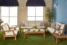 Teak Bahçe Mobilyaları