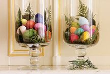 Easter Decorations / by Annette Martin