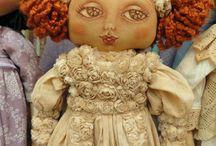 Bonecas criação Sandra Burgos ©