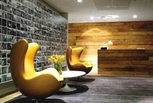 Arquitetura de Interiores / Para uma residência conciliada com trabalho