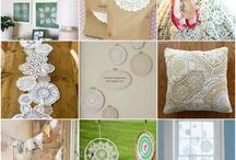 Lace and Doilies