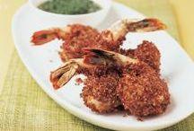 Shrimp LEAP Recipes & Info