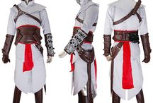 Assassin's Creed Altair costumes / Assassin's Creed Altair cosplay costume