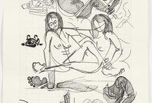 Sketch Process Sheets