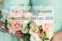 Wedding Trends 2015