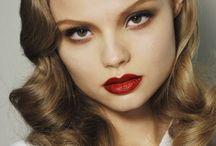 40s makeup modern