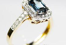 Engagement diamond rings, Pierścionki zaręczynowe / Engagement diamond rings, Pierścionki zaręczynowe