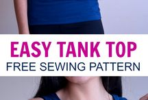 Easy tank top