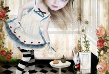 Alice in wonderland / Party ideas / by Kathryn Smith