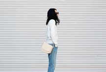 bloggers: her style i ♡ / everyday women's style elevated, sensible yet stylish casual outfits by #womensStyle bloggers