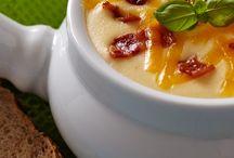 Recipes, Soups