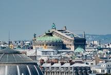 Vues depuis le toit de l'Hôtel de Ville