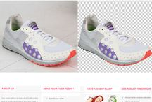 Use of Photoshop for removal of background in Photos and Pictures
