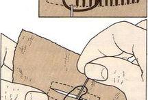 costura a mano