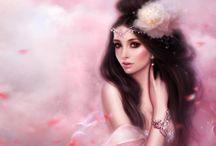 Beautiful Goddess