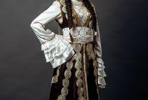 ТАТАР, материалы для костюма