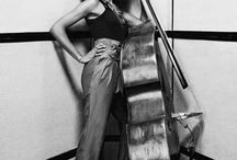 Esperanza Spalding Huge Crush....