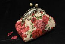 Женская сумочка косметичка клатч