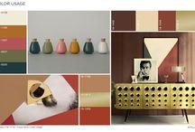 Presentación de Textura y Colores