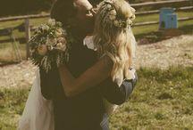 Wedding pics of love