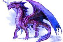 Dragons / by Nina M