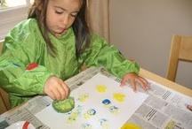 Preschool Ideas-Farmer's Market