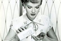 make-up 1950