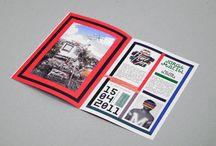 Editorial / Libros y revistas muy interesantes en cuanto a su propuesta de diseño.