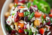 Salads/dishes for summer
