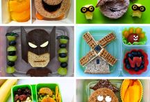 Lunch box ideas and recipes