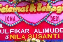 Toko Bunga di Bandar Lampung