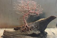 Driftwood wire
