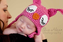 Cute kids in ridiculous hats / by Jessica Z