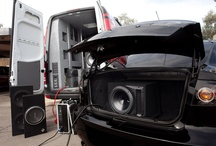 Rockford Demo Vehicles / by Rockford Fosgate