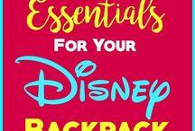 disney bag essentials